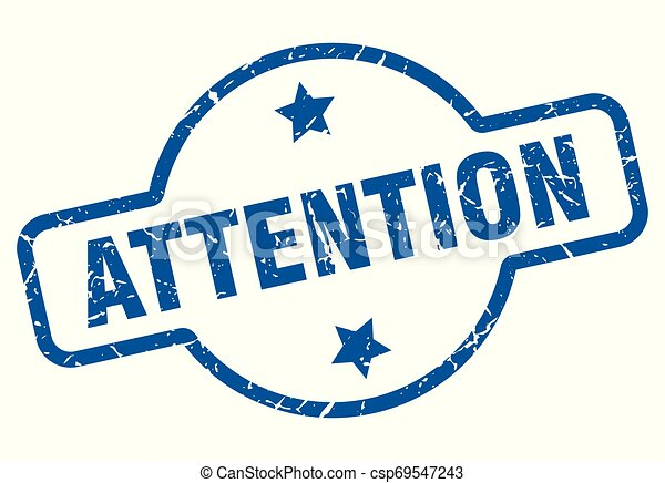 attention - csp69547243