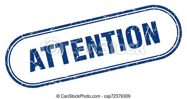 attention - csp72376309