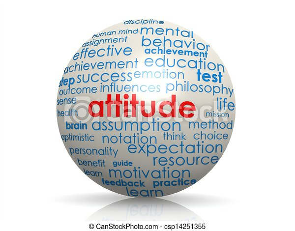 Attitude sphere - csp14251355
