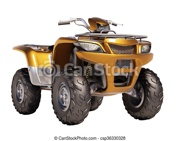 ATV Quad Bike  - csp36330328