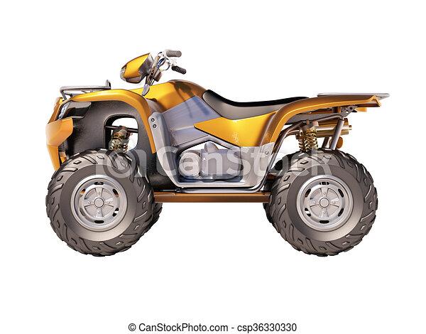 ATV Quad Bike  - csp36330330