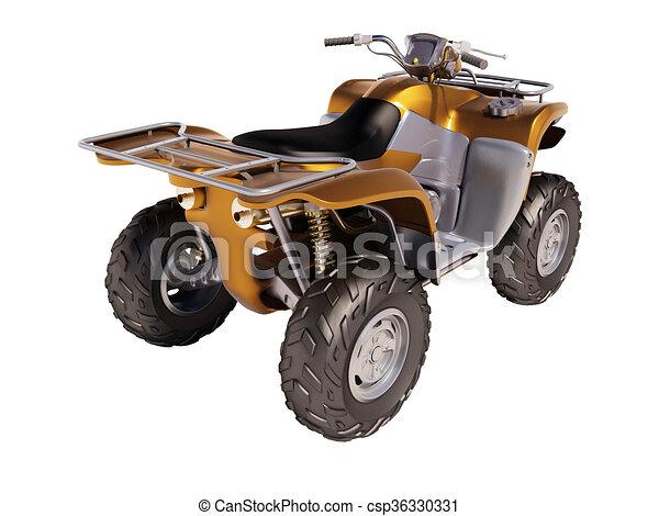 ATV Quad Bike  - csp36330331
