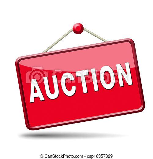 auction icon bid online on internet auction for cars real clip rh canstockphoto com auction clip art pictures auction clip art images