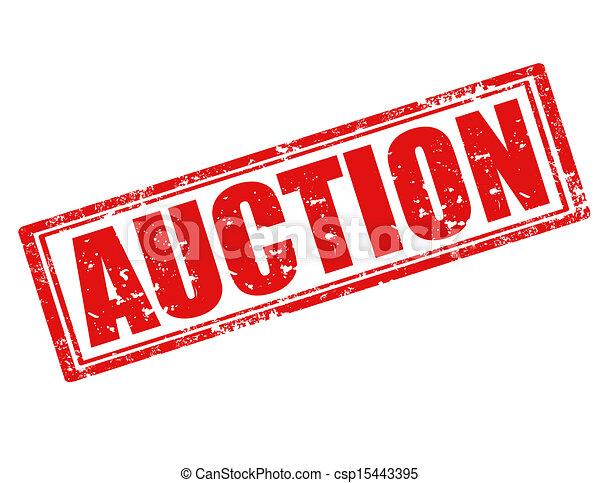 auction-stamp - csp15443395