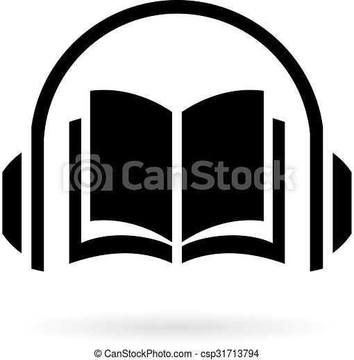Audio guide icon - csp31713794
