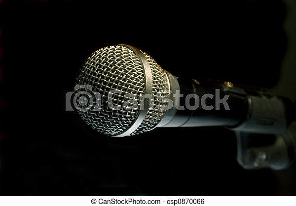 Audio Microphone - csp0870066