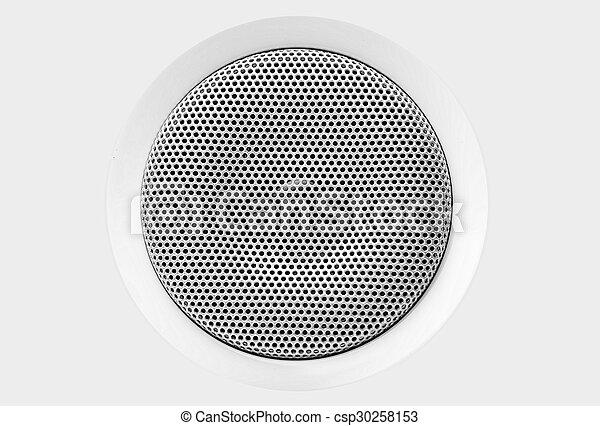 audio, speaker. - csp30258153
