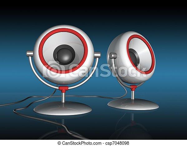 audio system - csp7048098