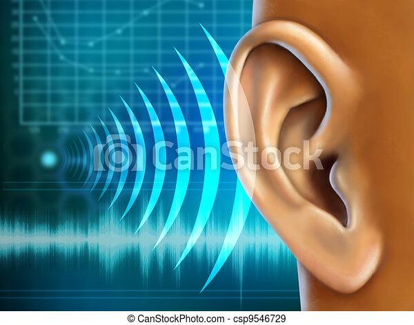 Audiometry - csp9546729