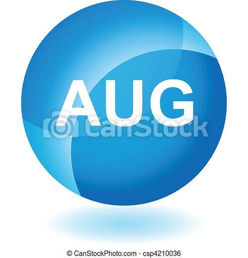 August - csp4210036