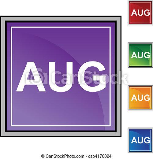 August - csp4176024