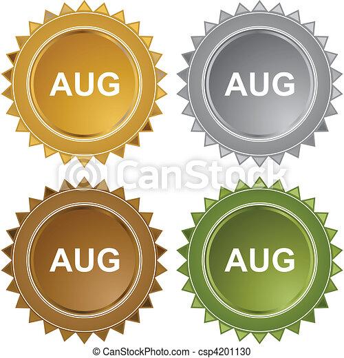 August - csp4201130