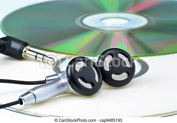 Auriculares en CD - csp9485193