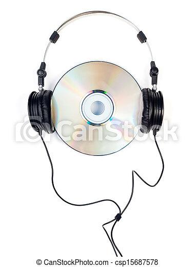 Auriculares en CD - csp15687578