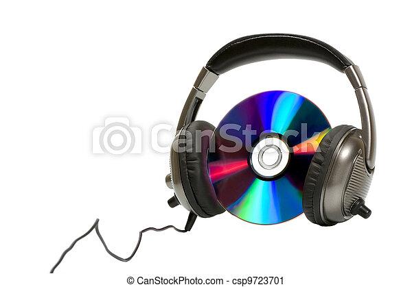 Auriculares con CD - csp9723701
