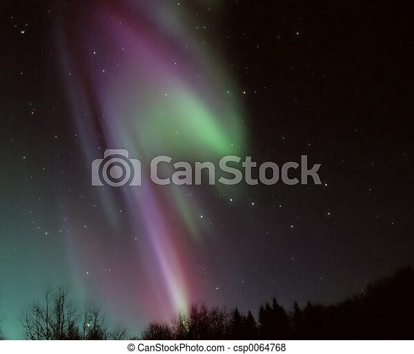 Aurora Borealis - csp0064768