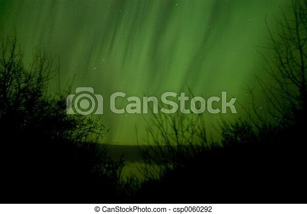 Aurora Borealis - csp0060292