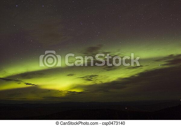 Aurora Borealis - csp0473140