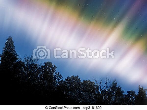 Aurora Borealis - csp3181600