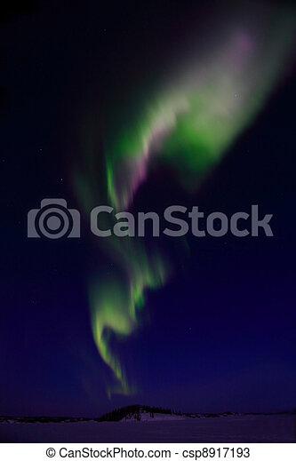 Aurora Borealis - csp8917193