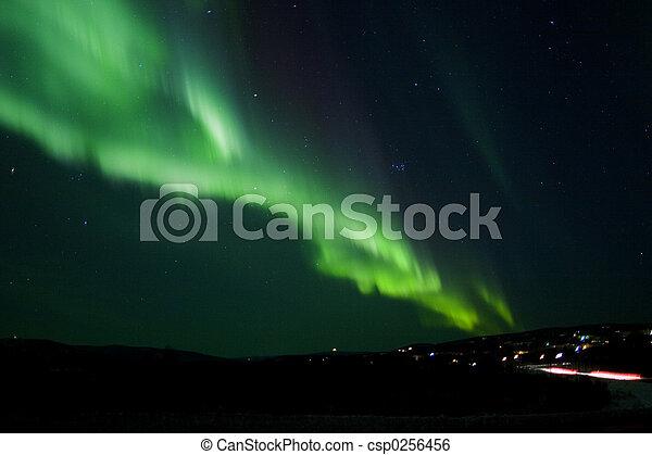 Aurora display - csp0256456