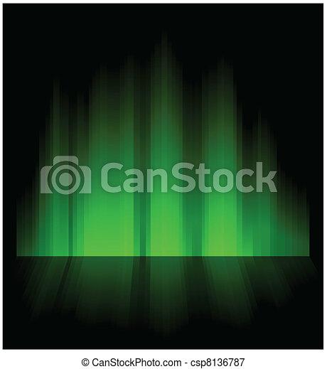aurora., noordelijk - csp8136787