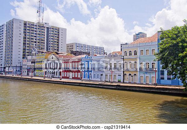 Aurora street - Recife - Pernambuco - Brazil - csp21319414