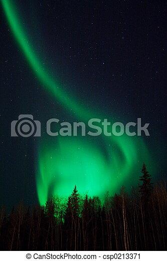 Aurora swirl - csp0213371