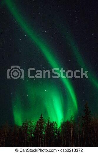 Aurora swirl - csp0213372