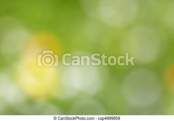 aus-von-fokus, wiese, farbe foto, abstrakt, -, hintergrund - csp4999859
