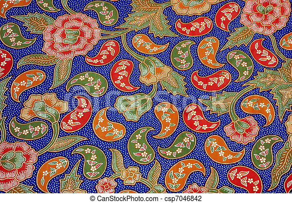 ausfhrlich muster batik tuch csp7046842 - Batiken Muster