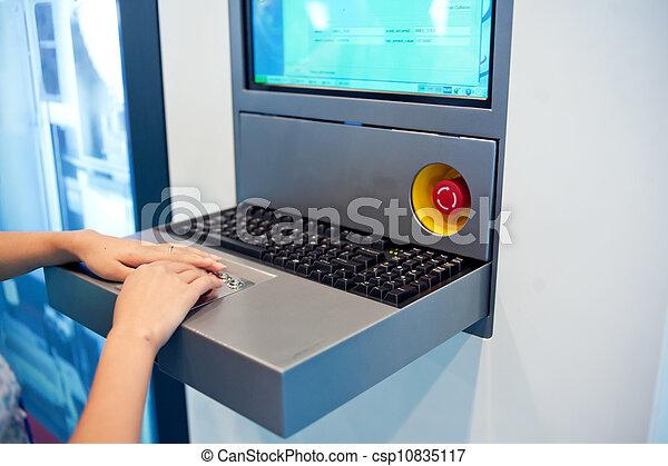 ausrüstung, konsole - csp10835117