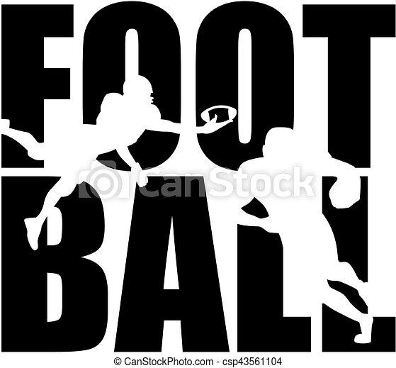 Ausschnitte Spieler Fussball Wort