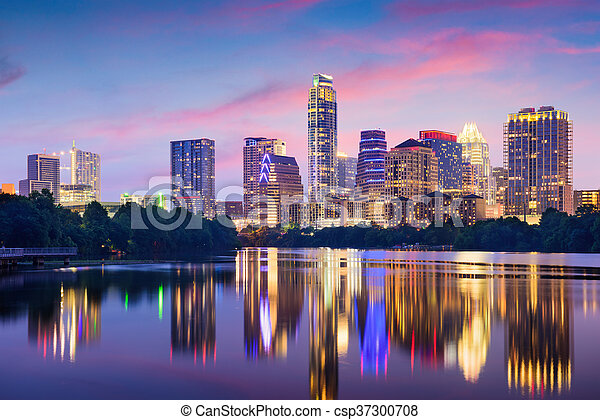 Austin, Texas - csp37300708