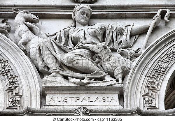 Australasia - csp11163385
