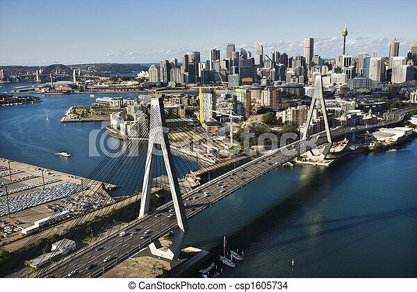australia., シドニー - csp1605734