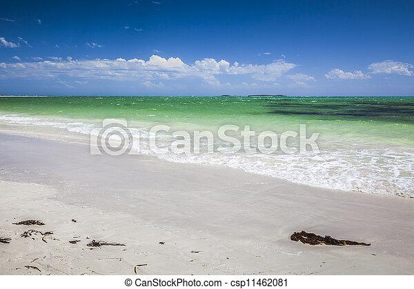 Australia de playa - csp11462081