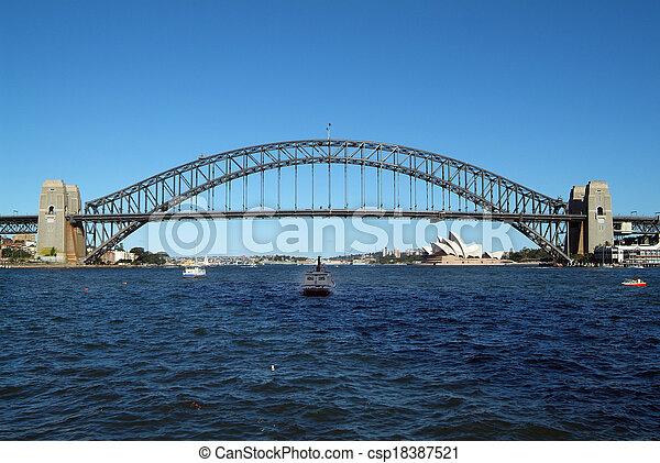 australia, sydney - csp18387521
