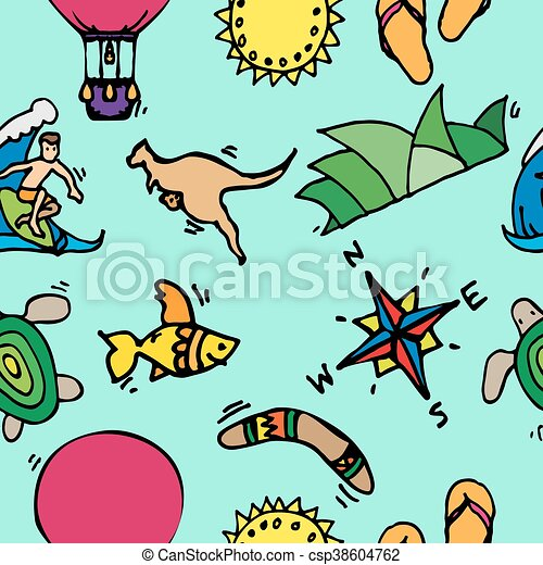 australia tourism nature and culture pattern vector clip art rh canstockphoto com nature clip art black and white natural clipart