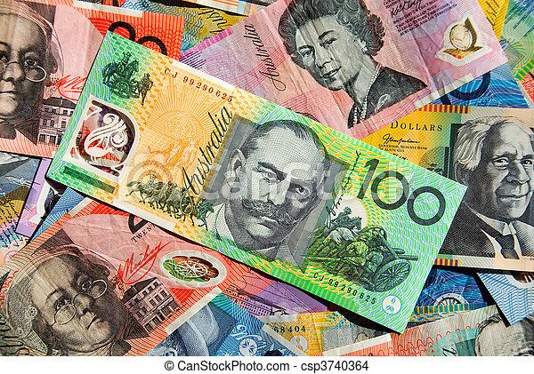 Australian Currency - csp3740364
