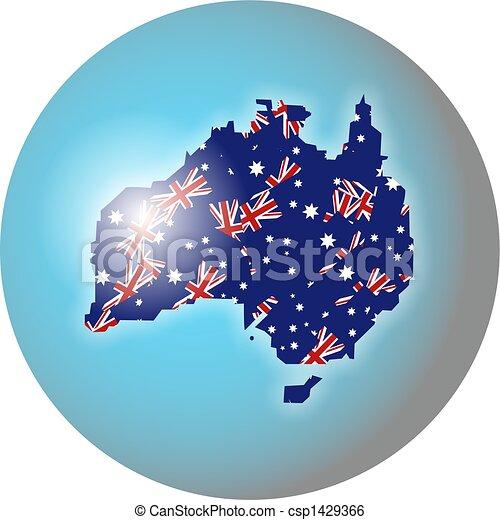 australian globe csp1429366