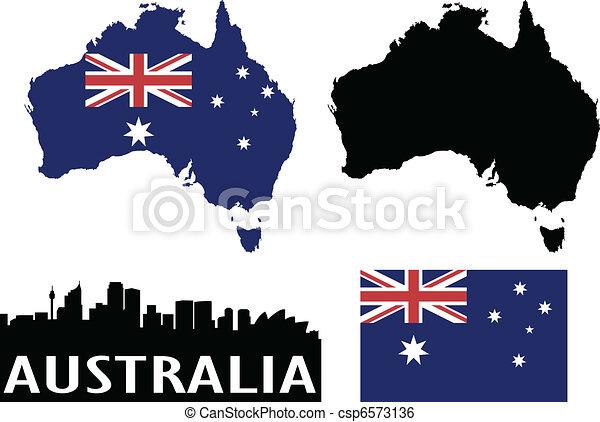 australie - csp6573136