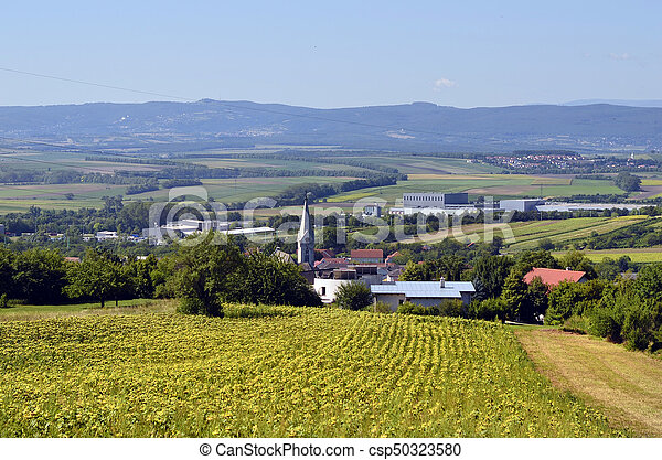 Austria, Burgenland - csp50323580