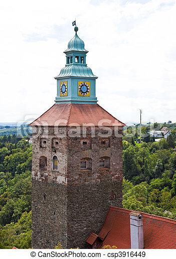 Austria, Burgenland, Stadtschlaiming - csp3916449