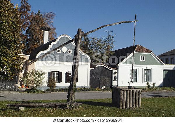 Austria, Burgenland - csp13966964