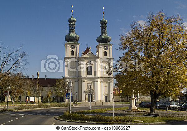 Austria, Burgenland - csp13966927
