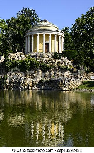 Austria, Burgenland - csp13392433