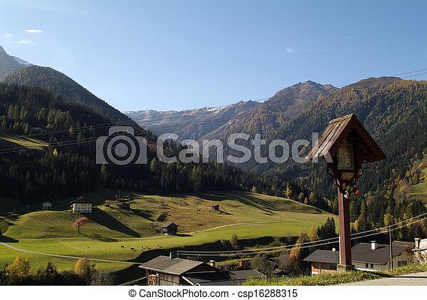 Austria, Carinthia - csp16288315