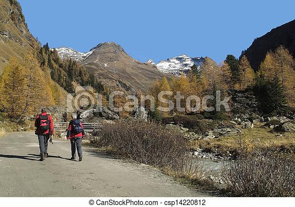 Austria, East-Tyrol - csp14220812