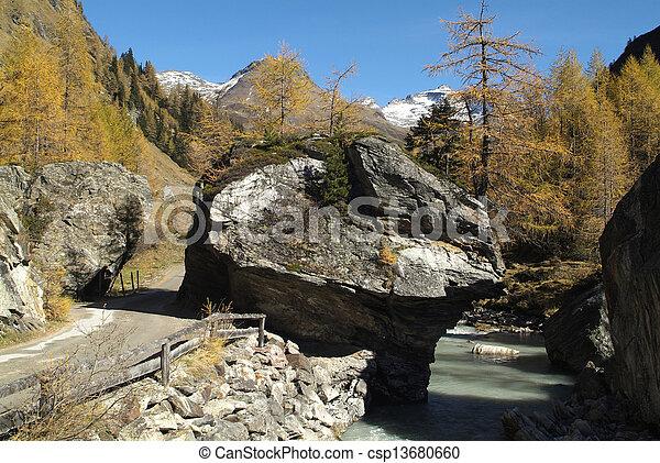 Austria, East-Tyrol - csp13680660